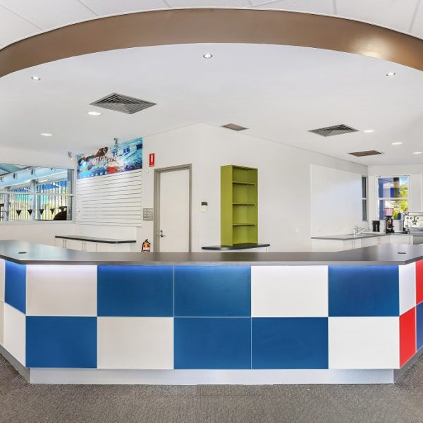 Ulladulla Leisure Centre Main Counter